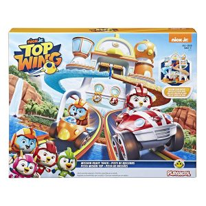 Hasbro - Top Wing - Mission Ready Track
