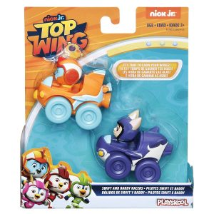 Hasbro - Top Wing - Swift and Buddy Racers