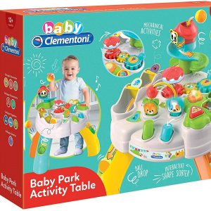 Baby Clementoni - Baby Park Activity Table