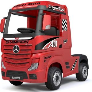 Lamas - Camion Mercedes Actros 12V Rosso